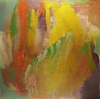 Liliana-Beatrix Spadavecchia, Hérodiade, huile sur toile, 2006-2007